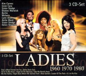 Ladies 1960 1970 1980 - Cover