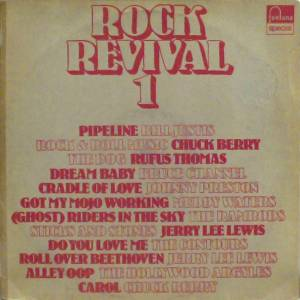 Rock Revival 1 - Cover