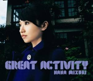 Cover - Nana Mizuki: Great Activity