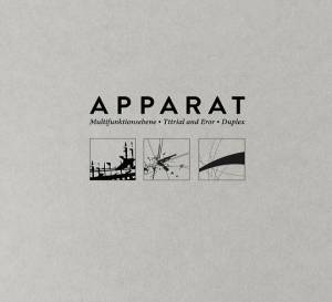 Cover - Apparat: Multifunktionsebene • Tttrial And Eror • Duplex
