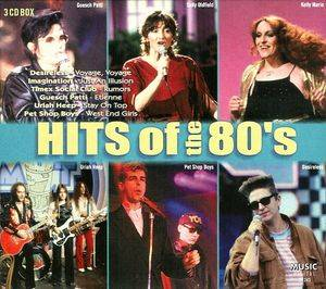 Hits Of The 80's (Music Digital) - Cover