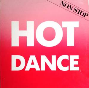 Cover - Mark Farina: Hot Dance Non Stop