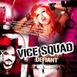 Cover - Vice Squad: Defiant