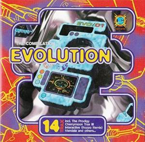 Evolution - The Compilation - Cover