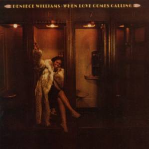 Cover - Deniece Williams: When Love Comes Calling