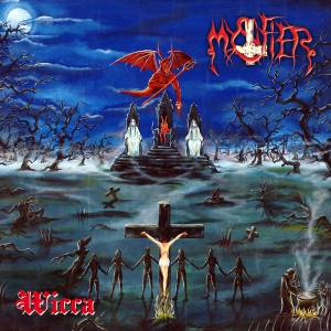 Cover - Mystifier: Wicca