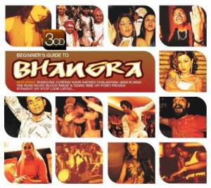 Cover - Swami: Beginner's Guide To Bhangra