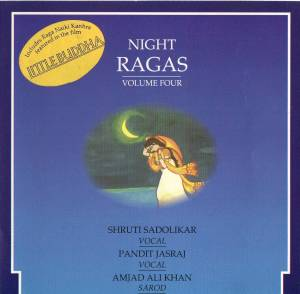 Night Ragas Vol. 4 - Cover