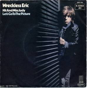 Cover - Wreckless Eric: Hit And Miss Judy