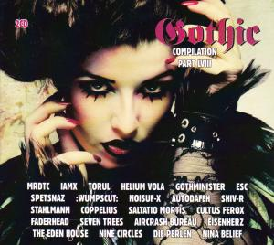 Gothic Compilation Part LVIII - Cover