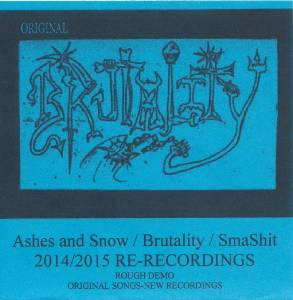 Cover - Brutality: 2014/2015 Demo