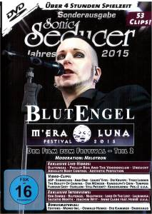Sonic Seducer - Cold Hands Seduction Vol.173 - Jahresrückblick 2015 - Cover
