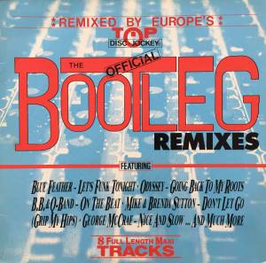 Cover - Mike And Brenda Sutton: Official Bootleg Remixes, The