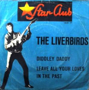 Cover - Liverbirds, The: Diddley Daddy