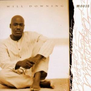 Will Downing: Moods - Cover