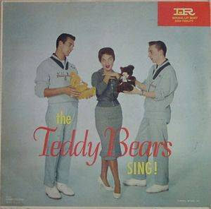 Cover - Teddy Bears, The: Teddy Bears Sing!, The