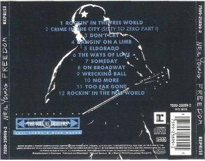 Neil Young: Freedom (CD) - Bild 2