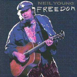 Neil Young: Freedom - Cover