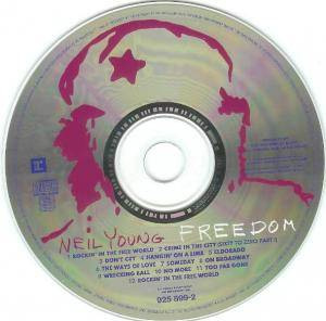 Neil Young: Freedom (CD) - Bild 4