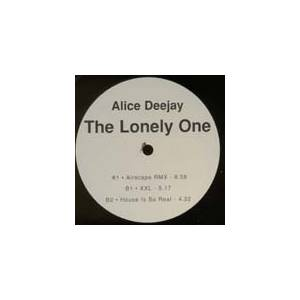 Cover - Alice DeeJay: Lonely One, The