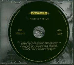 Anastacia: Pieces Of A Dream (CD) - Bild 5