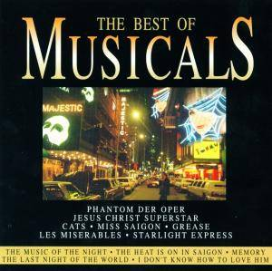 Cover - Marti Webb: Best Of Musicals, The