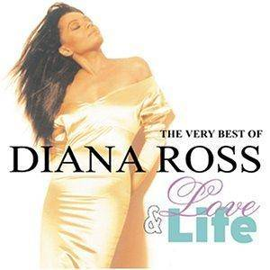 Cover - Diana Ross & Lionel Richie: Love & Life - The Very Best Of Diana Ross