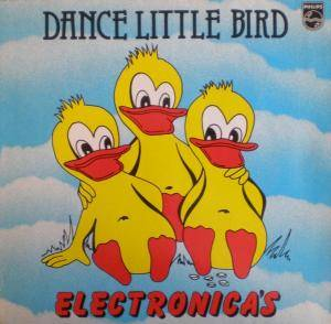 Cover - Electronica's: Dance Little Bird