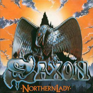 Saxon: Northern Lady - Cover