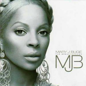 Mary J. Blige: Breakthrough, The - Cover