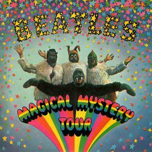 The Beatles: Magical Mystery Tour - Cover