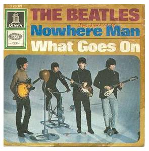 The Beatles: Nowhere Man - Cover
