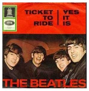 The Beatles: Ticket To Ride - Cover
