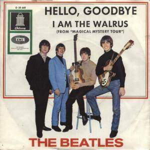 The Beatles: Hello, Goodbye - Cover