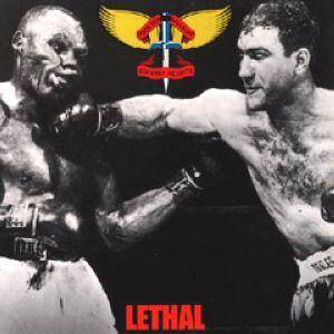 Cover - Cockney Rejects: Lethal