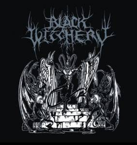 Black Witchery: Desecration Of The Holy Kingdom - Cover