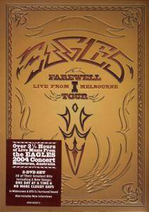 Eagles: Farewell I Tour - Live From Melbourne - Cover
