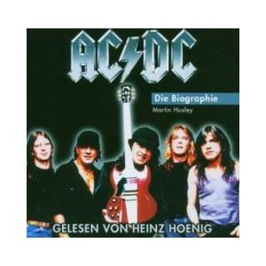 AC/DC: Biographie, Die - Cover