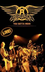 Aerosmith: You Gotta Move - Cover