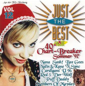 Just The Best Vol. 12 - Cover