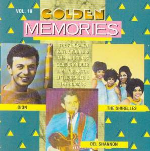 Cover - Troy Shondell: Golden Memories Vol.18