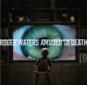 Roger Waters: Amused To Death (2-LP) - Bild 1
