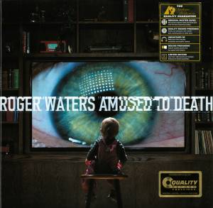 Roger Waters: Amused To Death (2-LP) - Bild 3