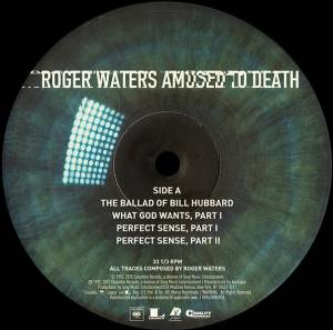 Roger Waters: Amused To Death (2-LP) - Bild 4