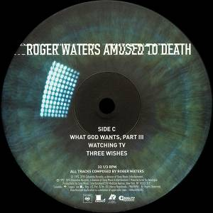 Roger Waters: Amused To Death (2-LP) - Bild 5