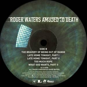Roger Waters: Amused To Death (2-LP) - Bild 6