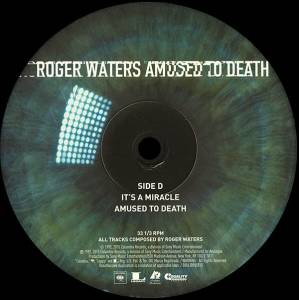 Roger Waters: Amused To Death (2-LP) - Bild 7