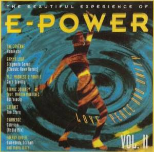 Cover - Robotnico: Beautiful Experience Of E-Power Vol. II, The