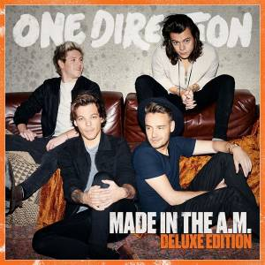 Cover - One Direction: Made In The A.M.