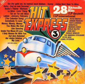 Cover - Harald Winkler: Hit Express 3